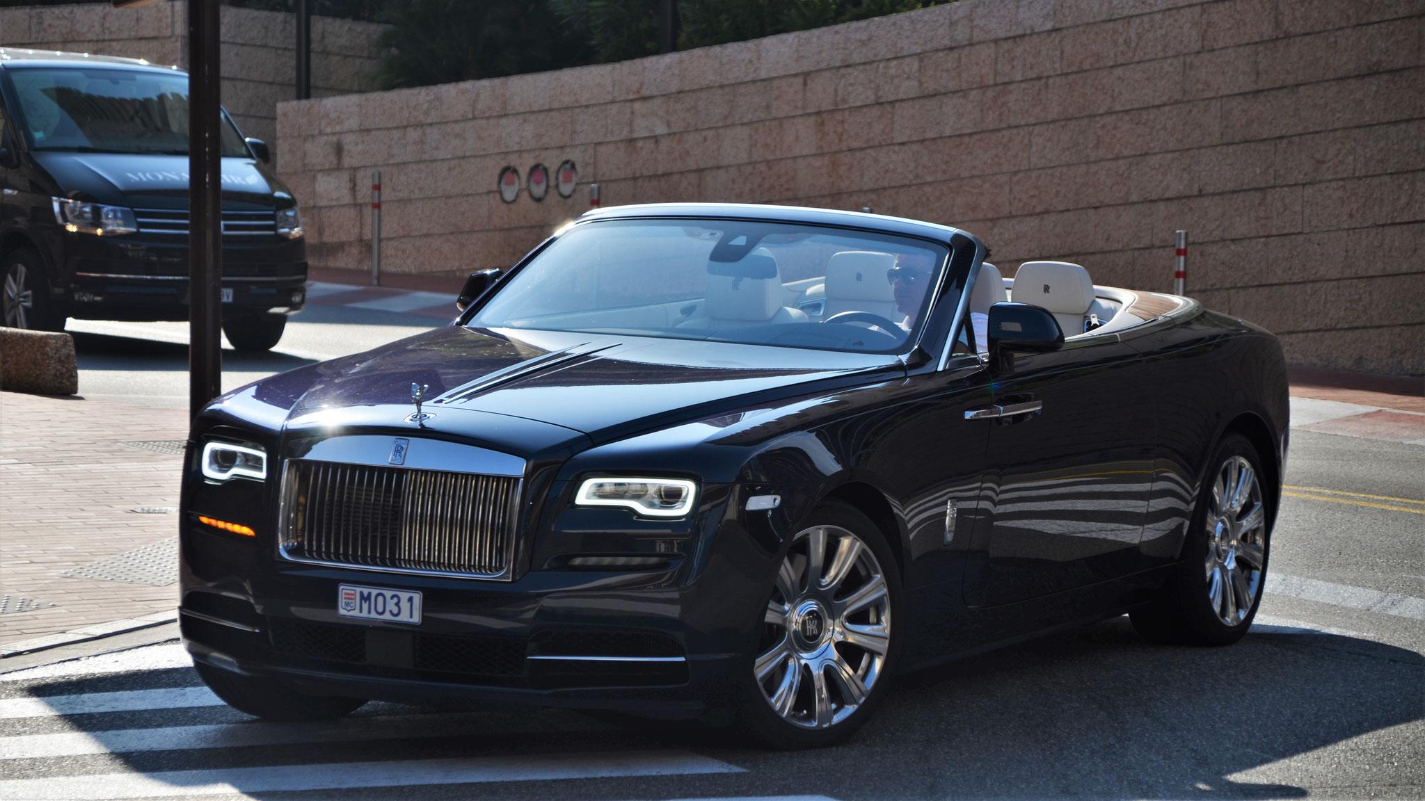 Rolls Royce Dawn - M031 (MC)
