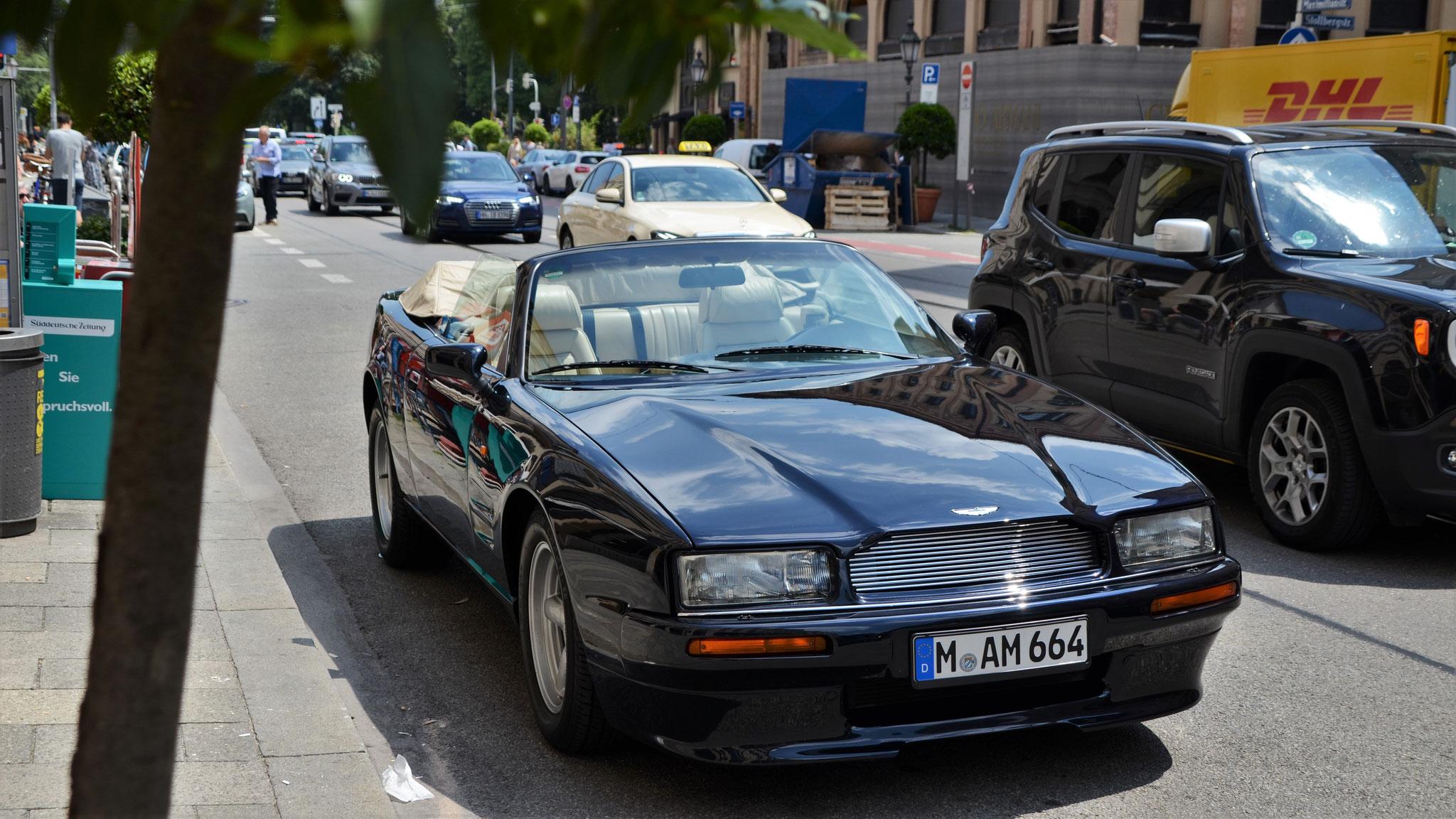 Aston Martin V8 Volante 1996 - M-AM-664