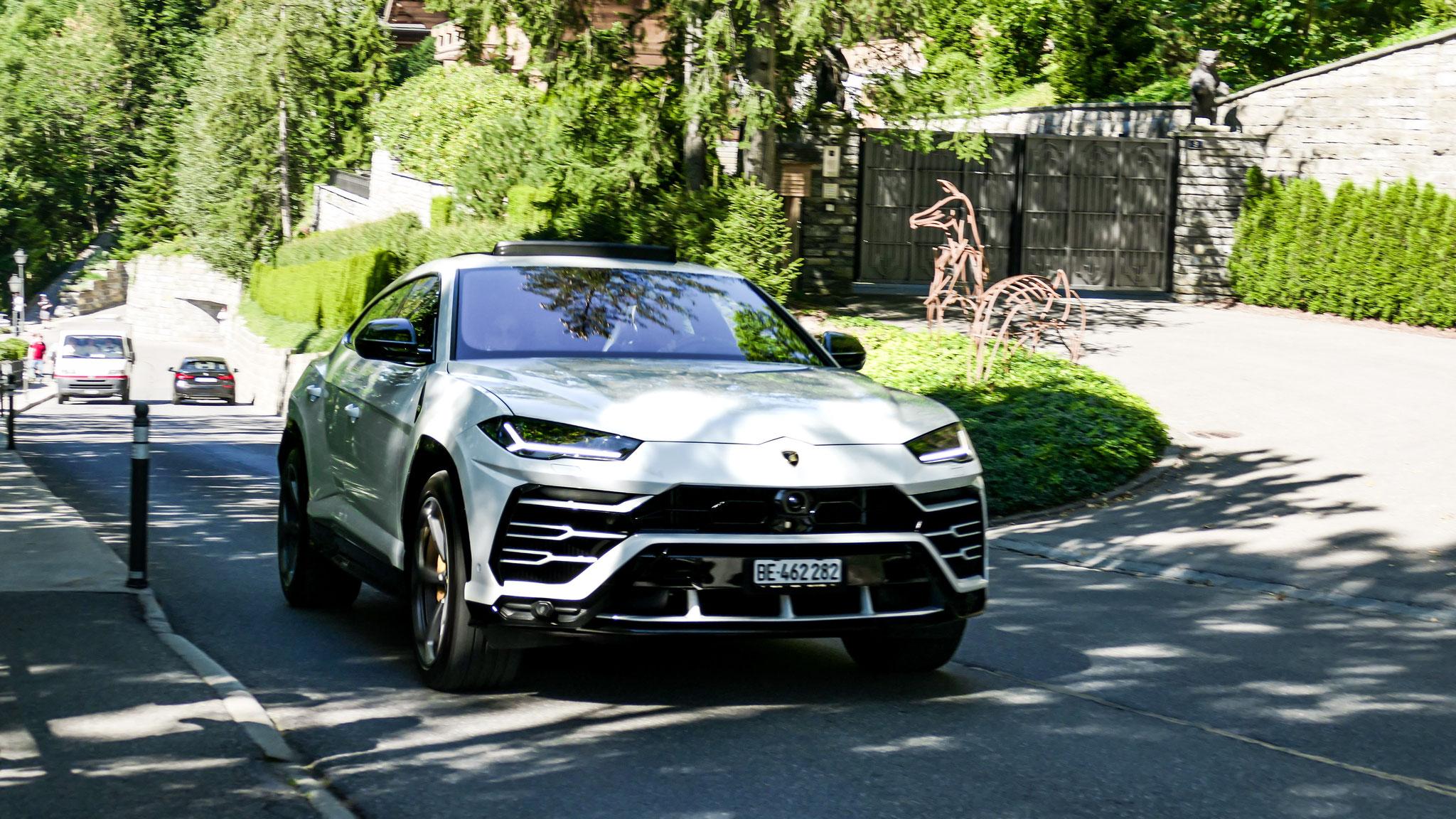 Lamborghini Urus - BE-462282 (CH)