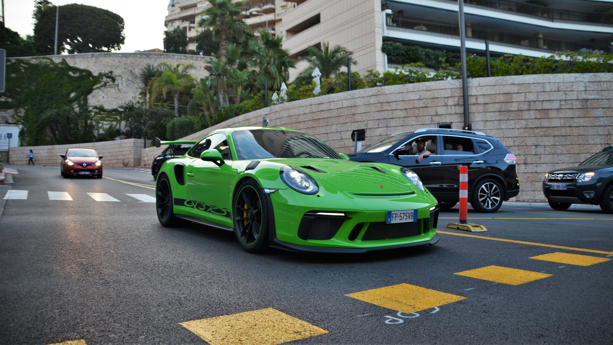 Porsche 911 991.2 GT3 RS - FP-757-VB (ITA)