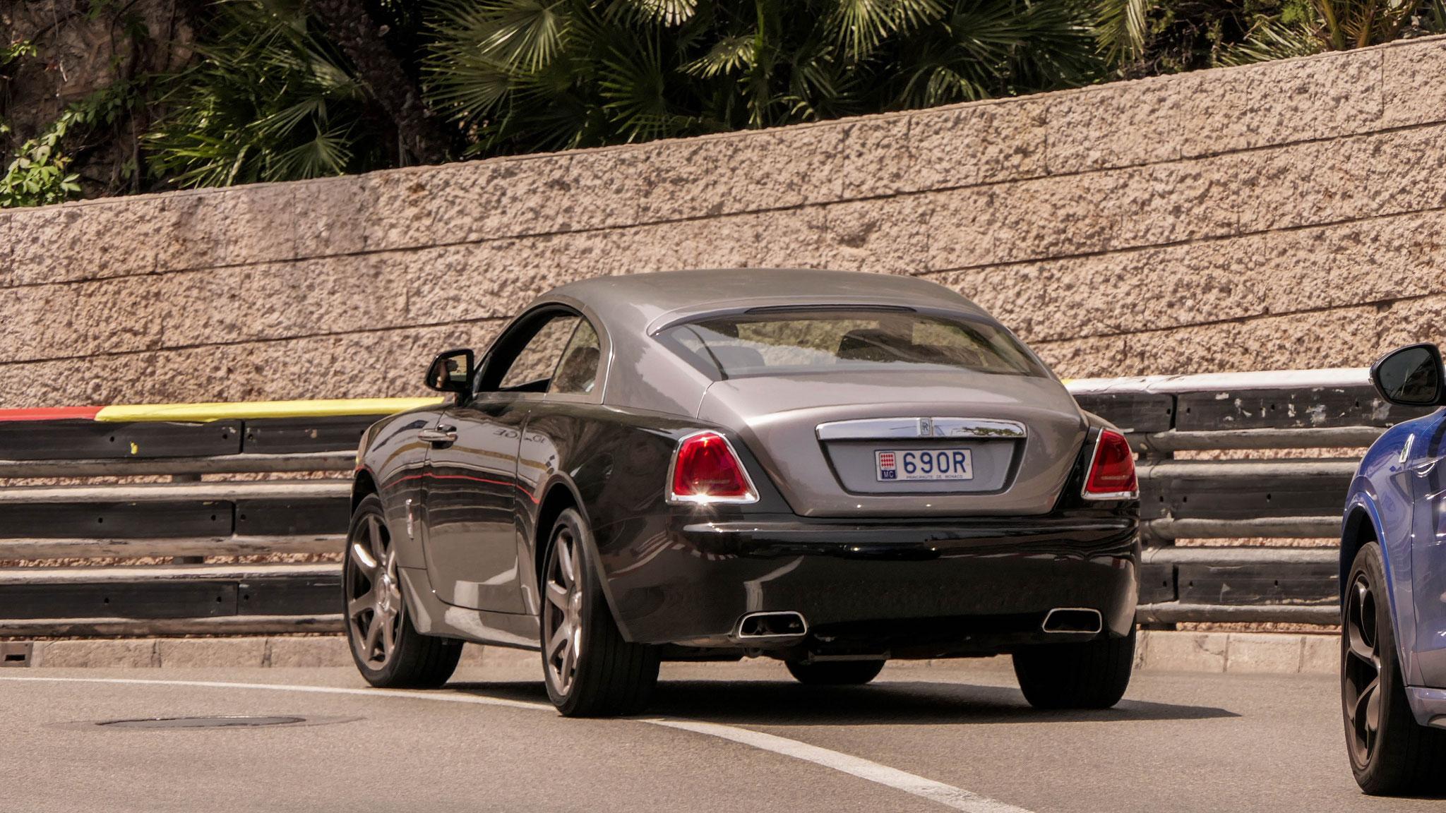 Rolls Royce Wraith - 690R (MC)