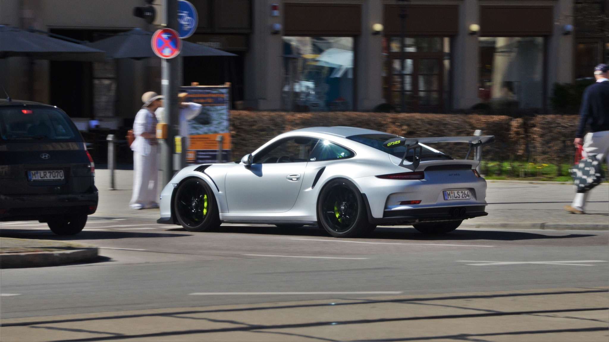 Porsche 911 GT3 RS - M-LS-264
