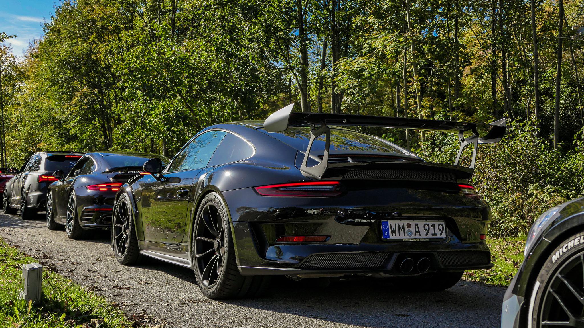 Porsche 911 991.2 GT3 RS - WM-A-919