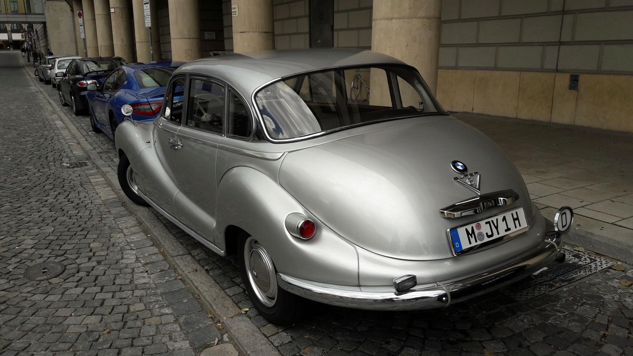 BMW 501/502 - M-JY-1H