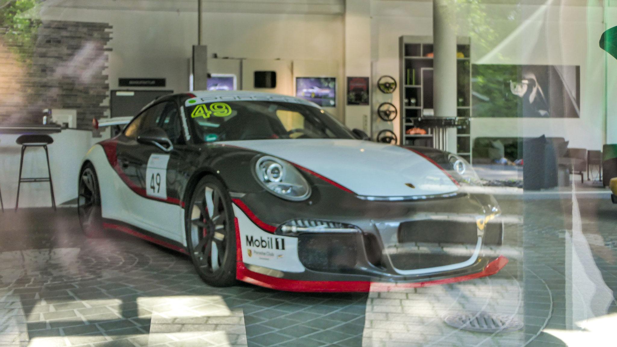 Porsche 991 GT3 Techart - BLK-R-991