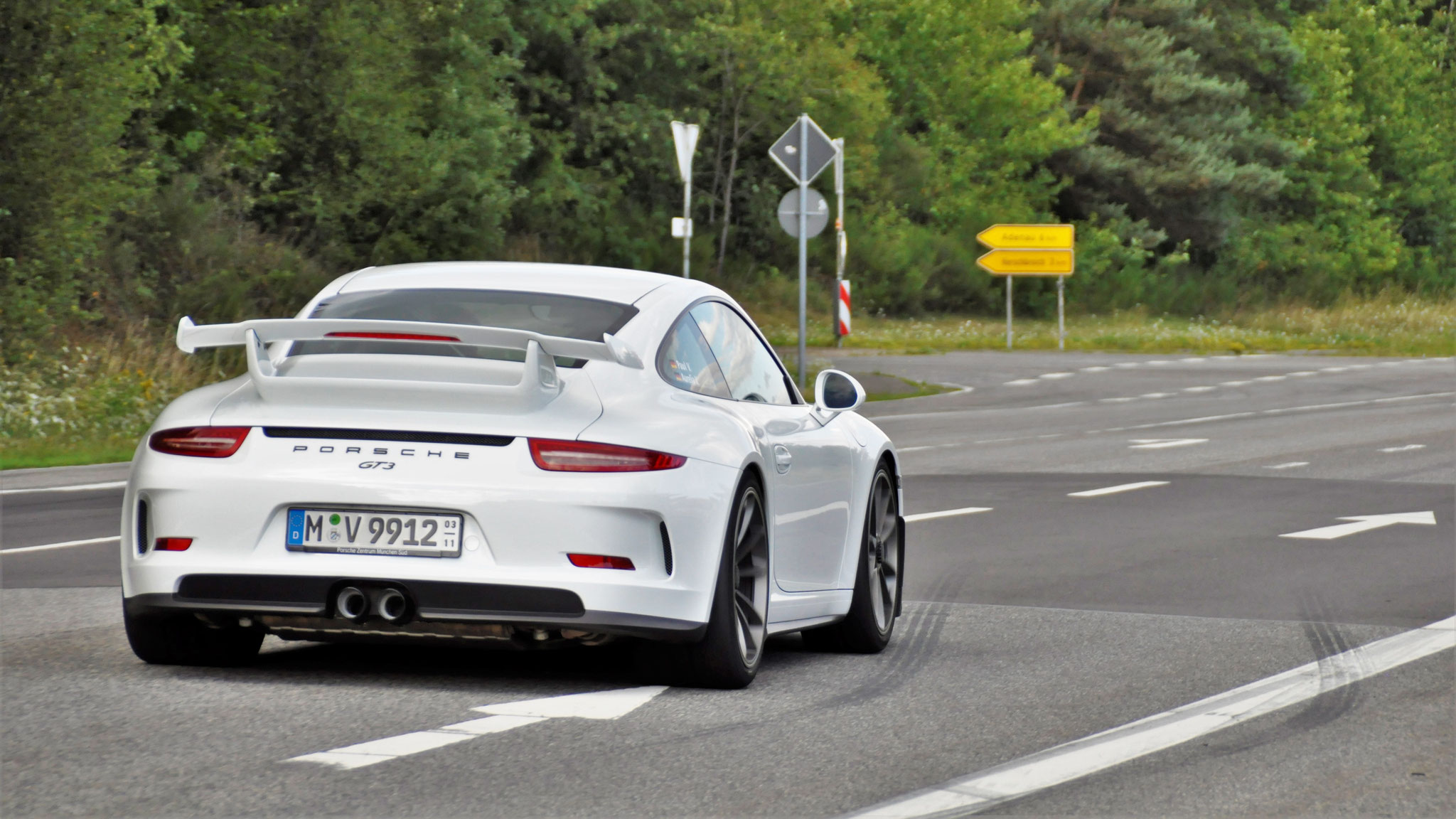 Porsche 991 GT3 - M-V-9912
