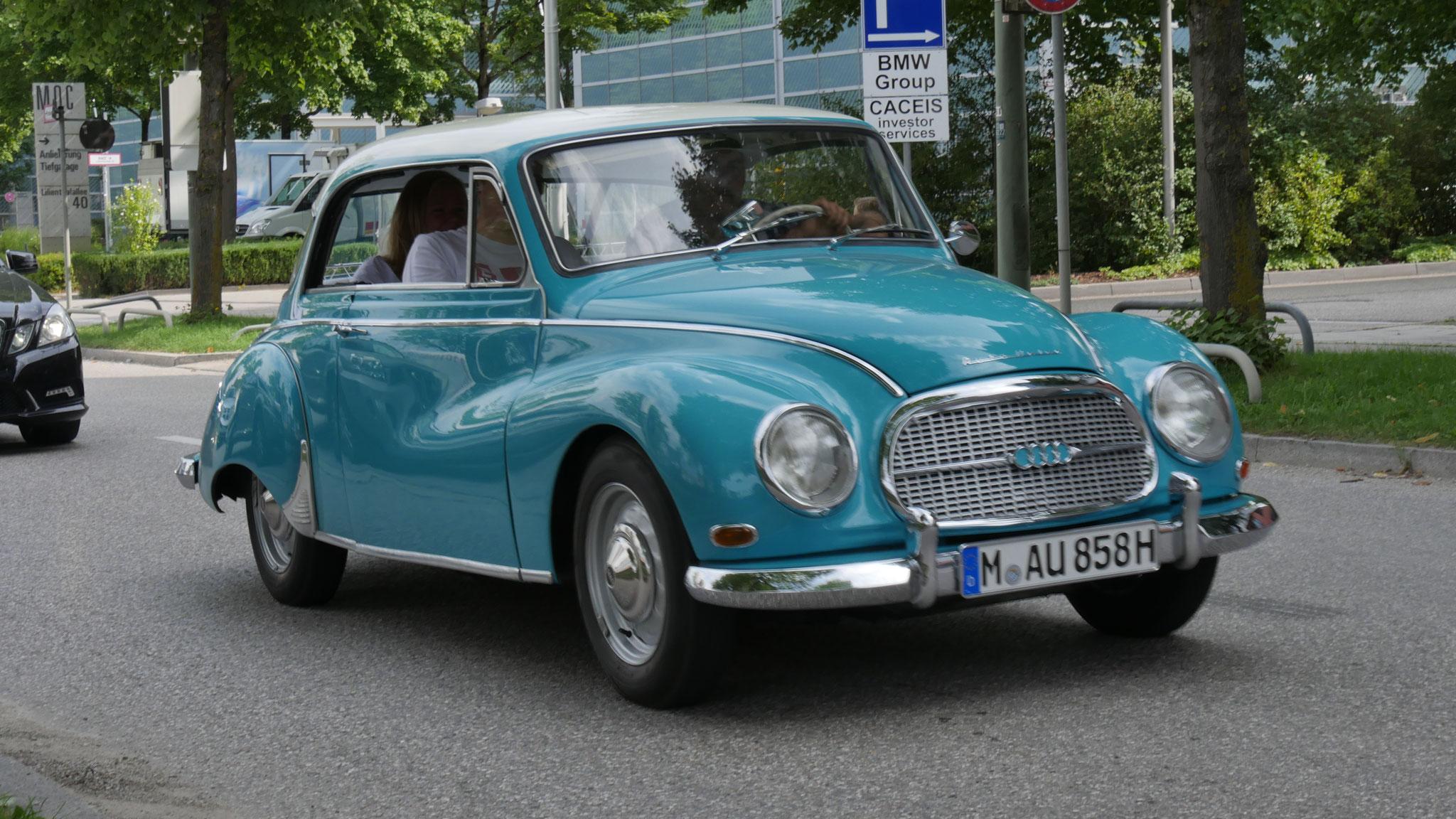 Audi 1000 SaxOmat - M-AU-858H