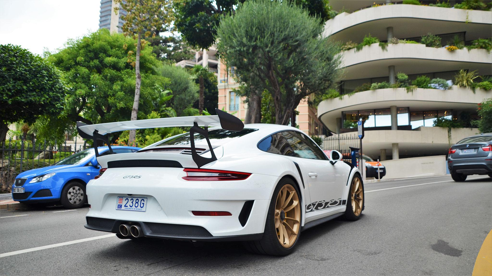 Porsche 911 991.2 GT3 RS - 238G (MC)
