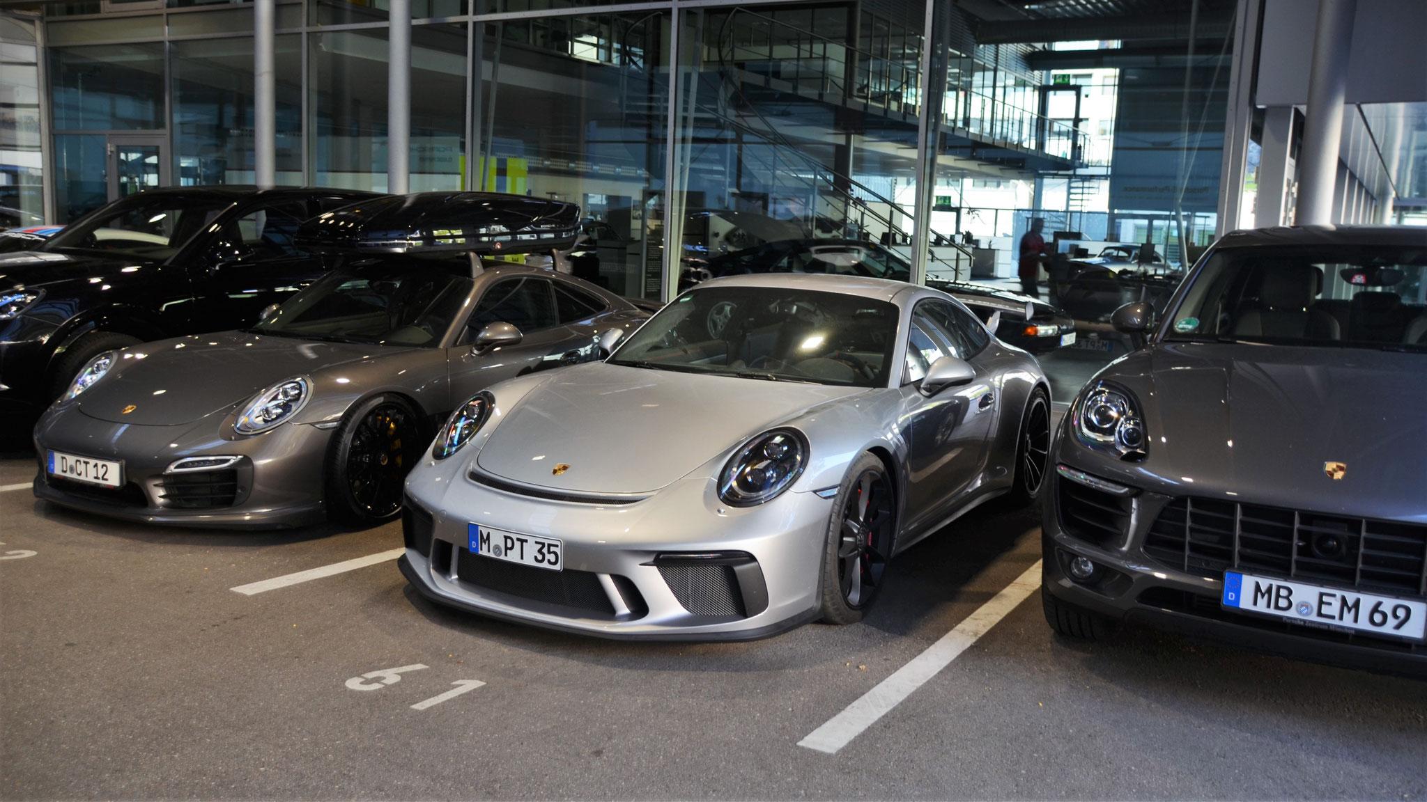 Porsche 991 GT3 - MM-HT-991-PT-35