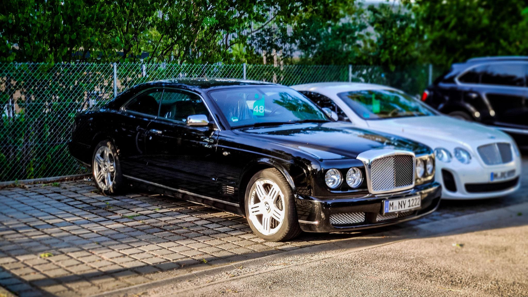 Bentley Continental R - M-NY-1222