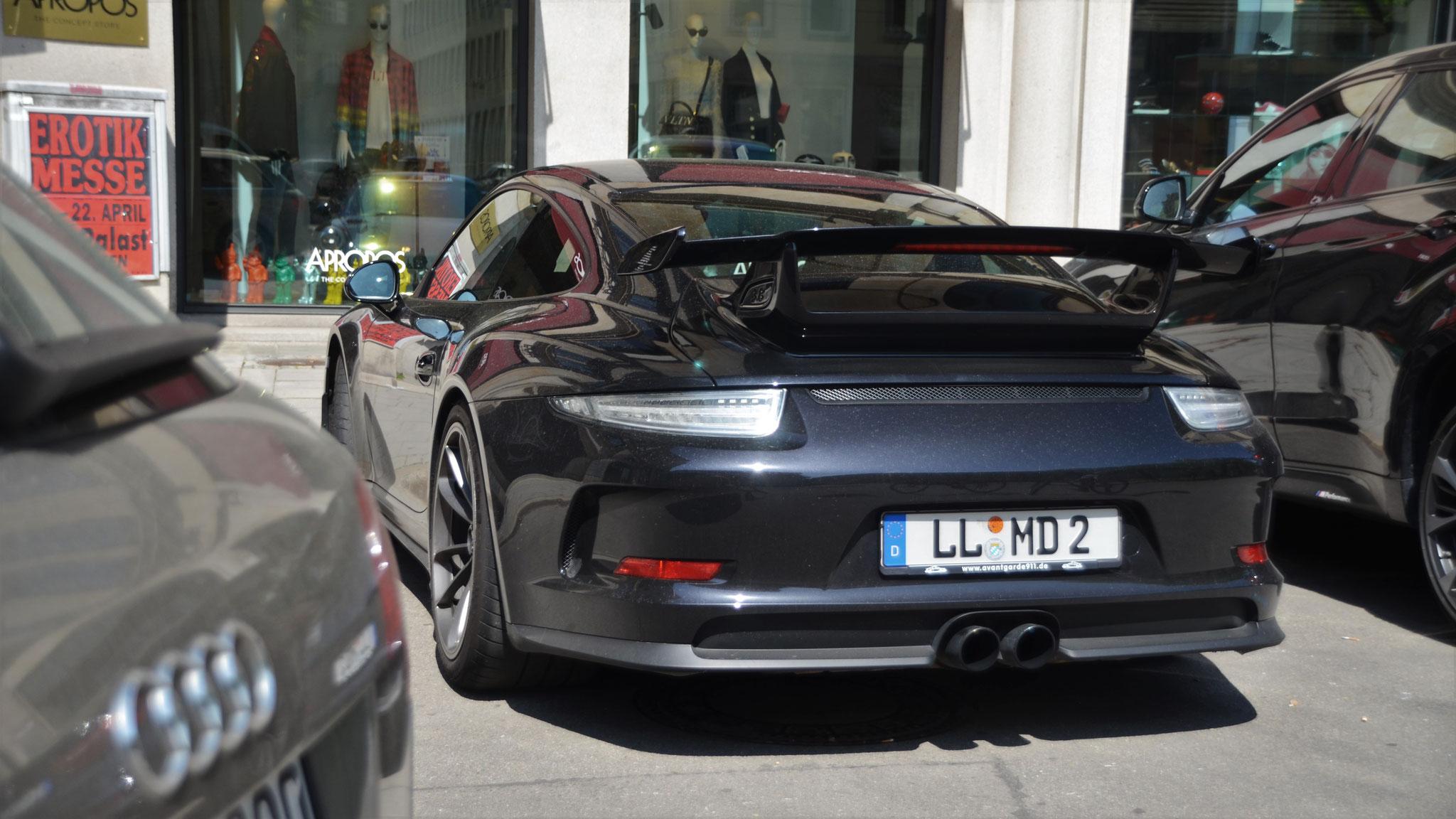Porsche 991 GT3 - LL-MD-2