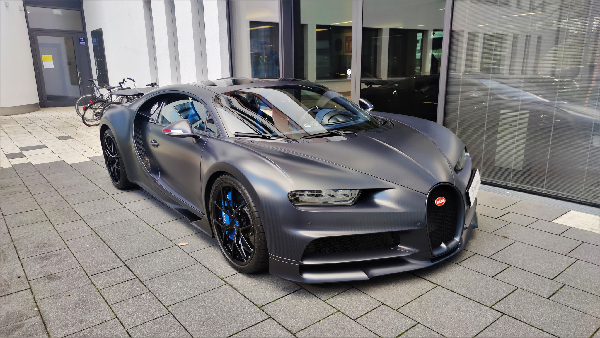 Bugatti Chiron 110 Ans - M-PO-1500