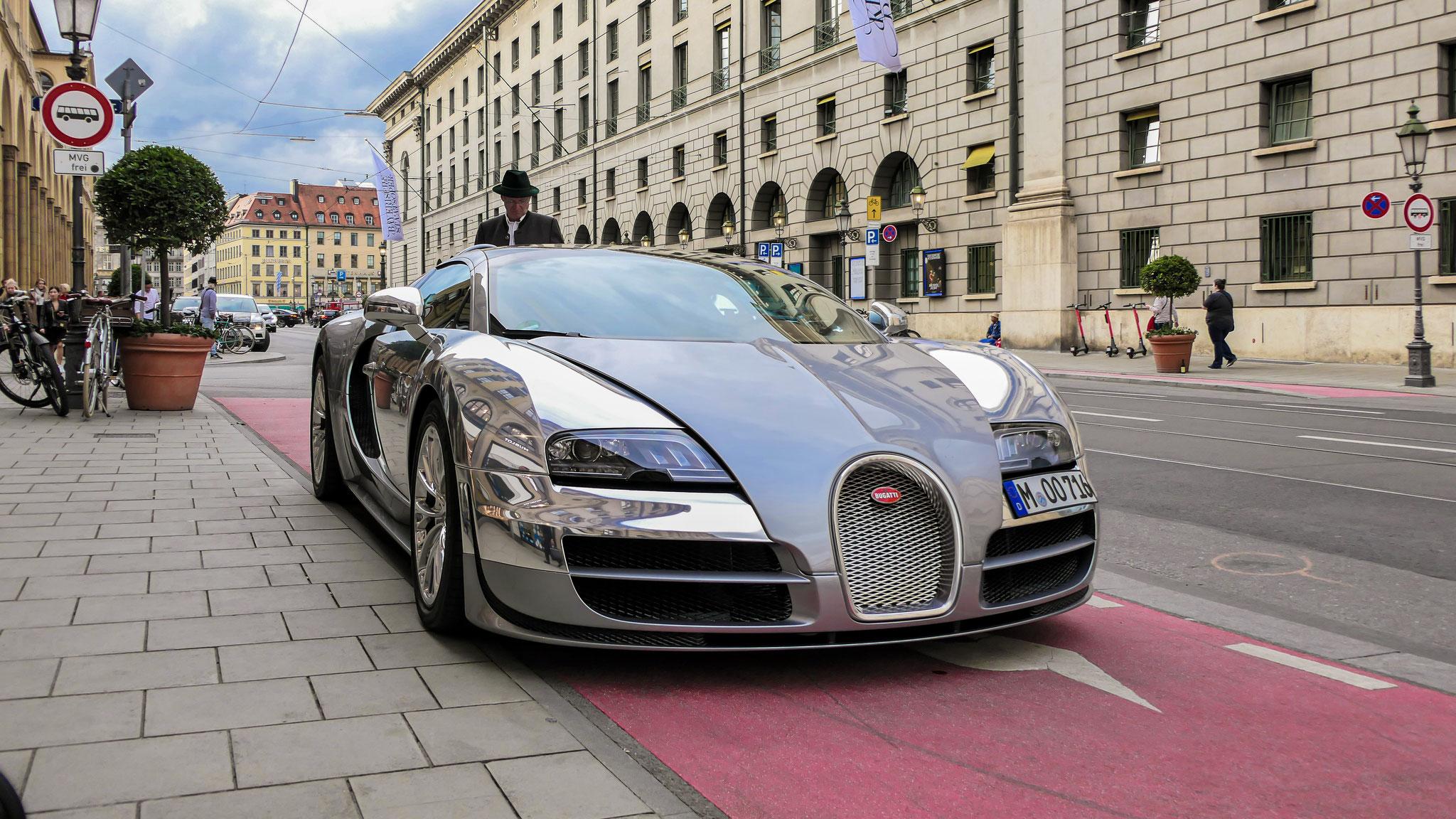Bugatti Veyron Grand Sport Vitesse - M-OO-716