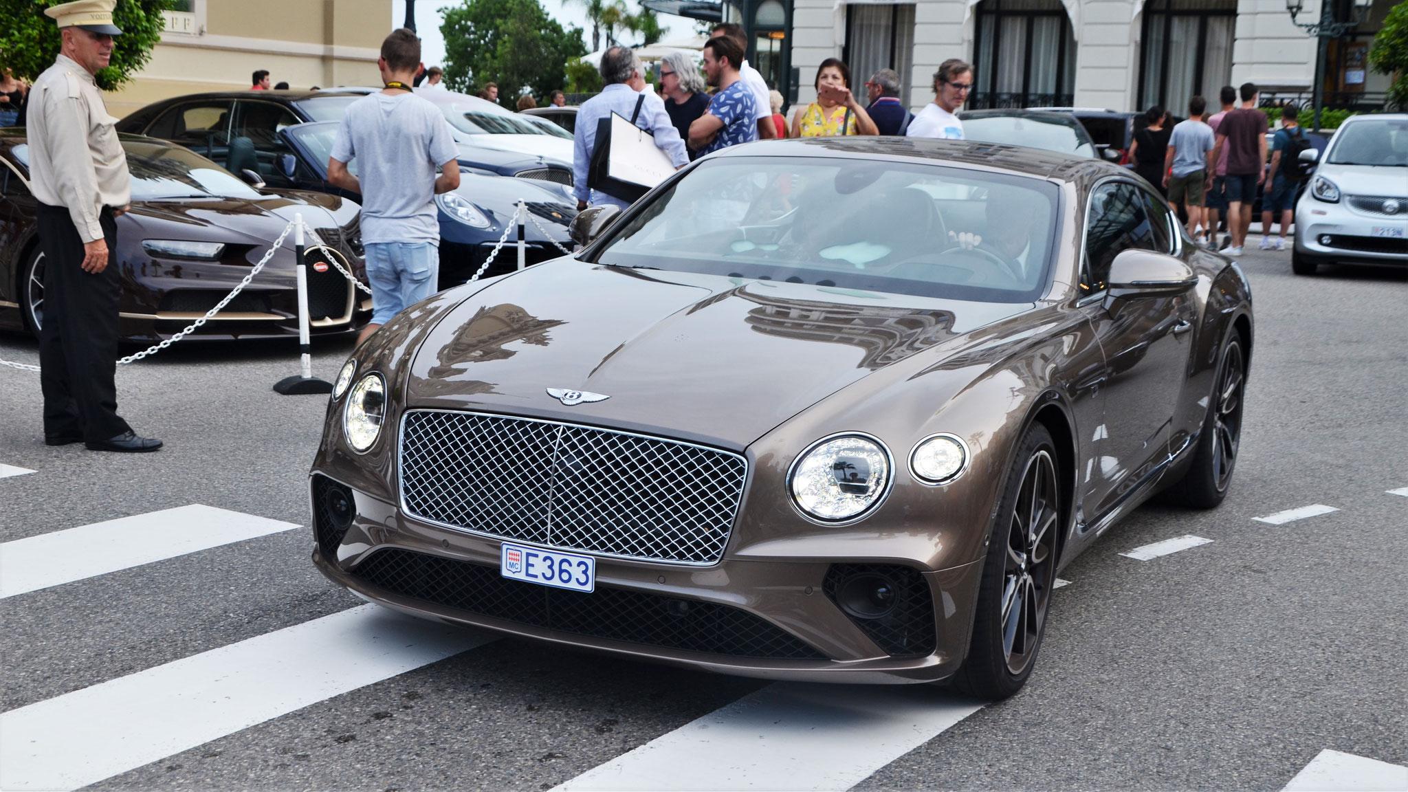 Bentley Continental GT - E363 (MC)