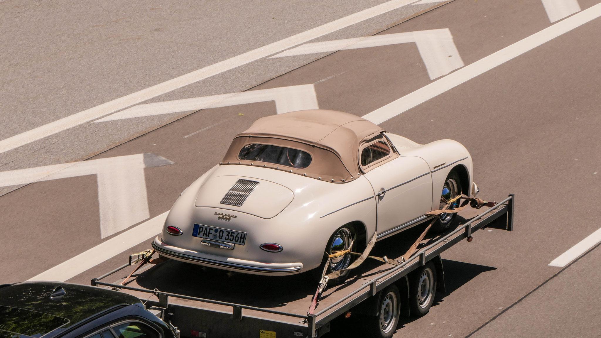Porsche 356 1600 Super - PAF-Q-356H