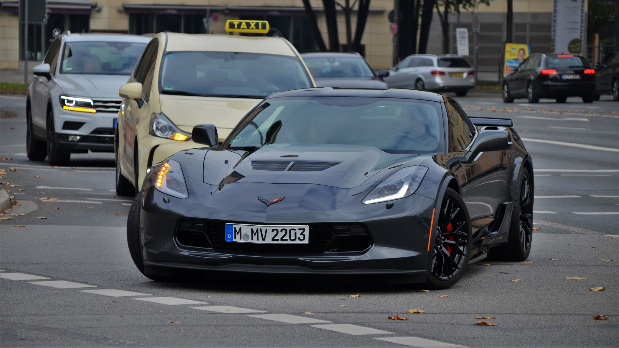 Chevrolet Corvette C7 Z06 - M-MV-2203