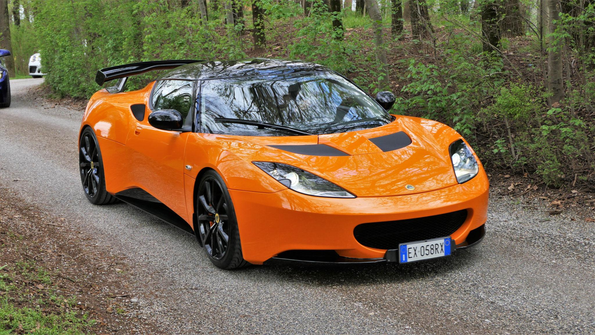 Lotus Evora - EX-058-RX (ITA)