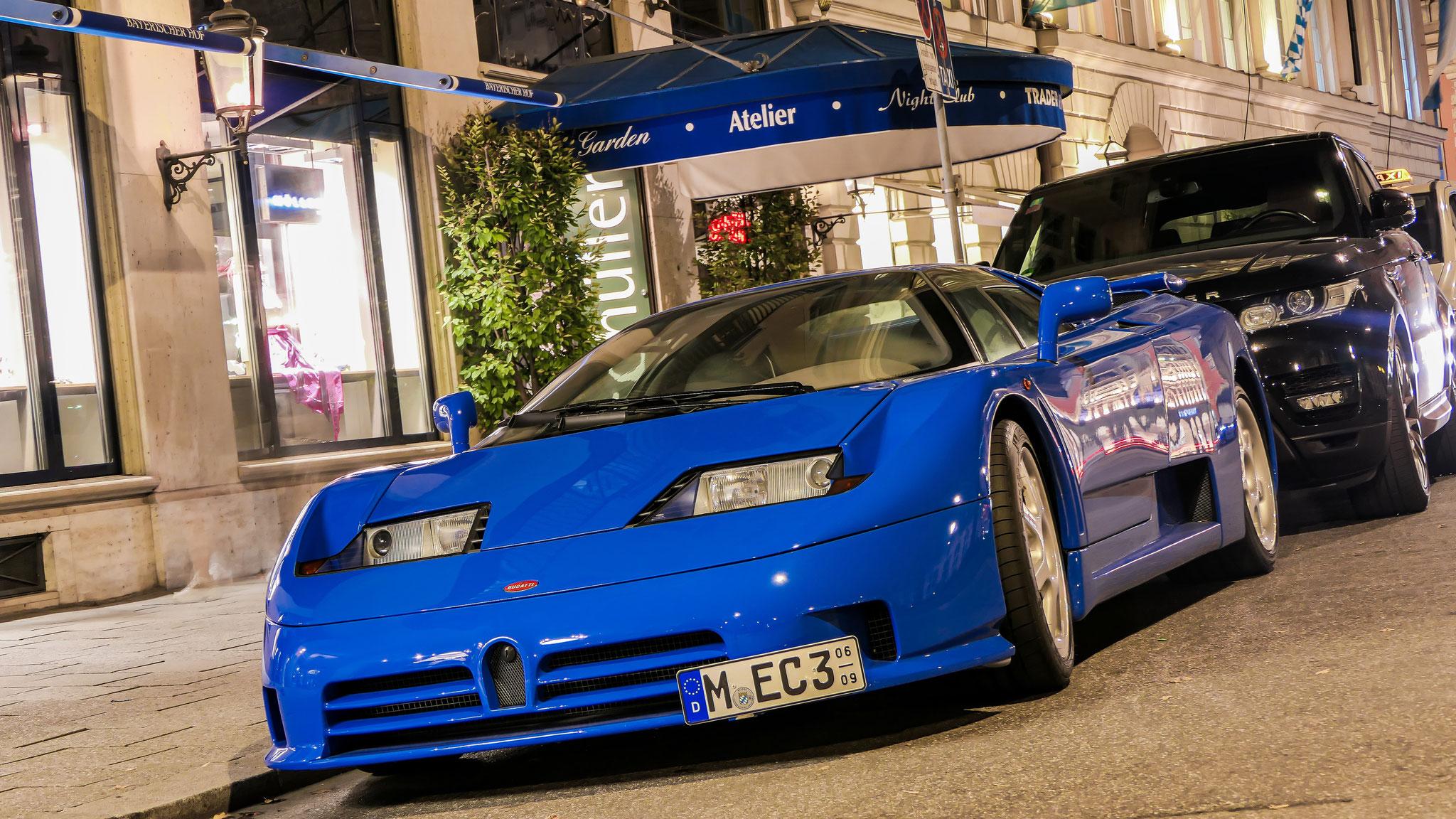 Bugatti EB110 SS - M-EC-3