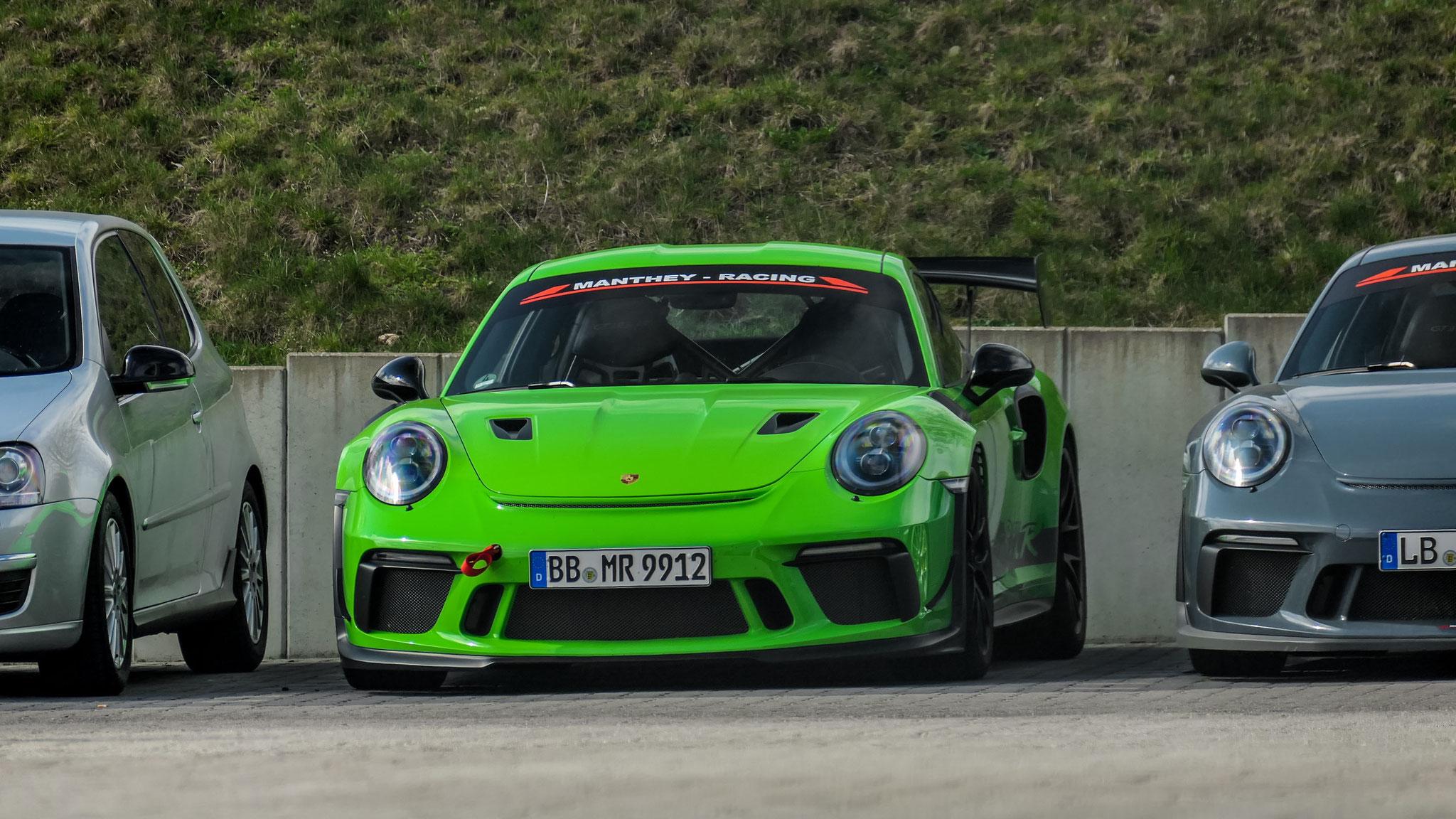 Porsche 911 991.2 GT3 RS - BB-MR-9912