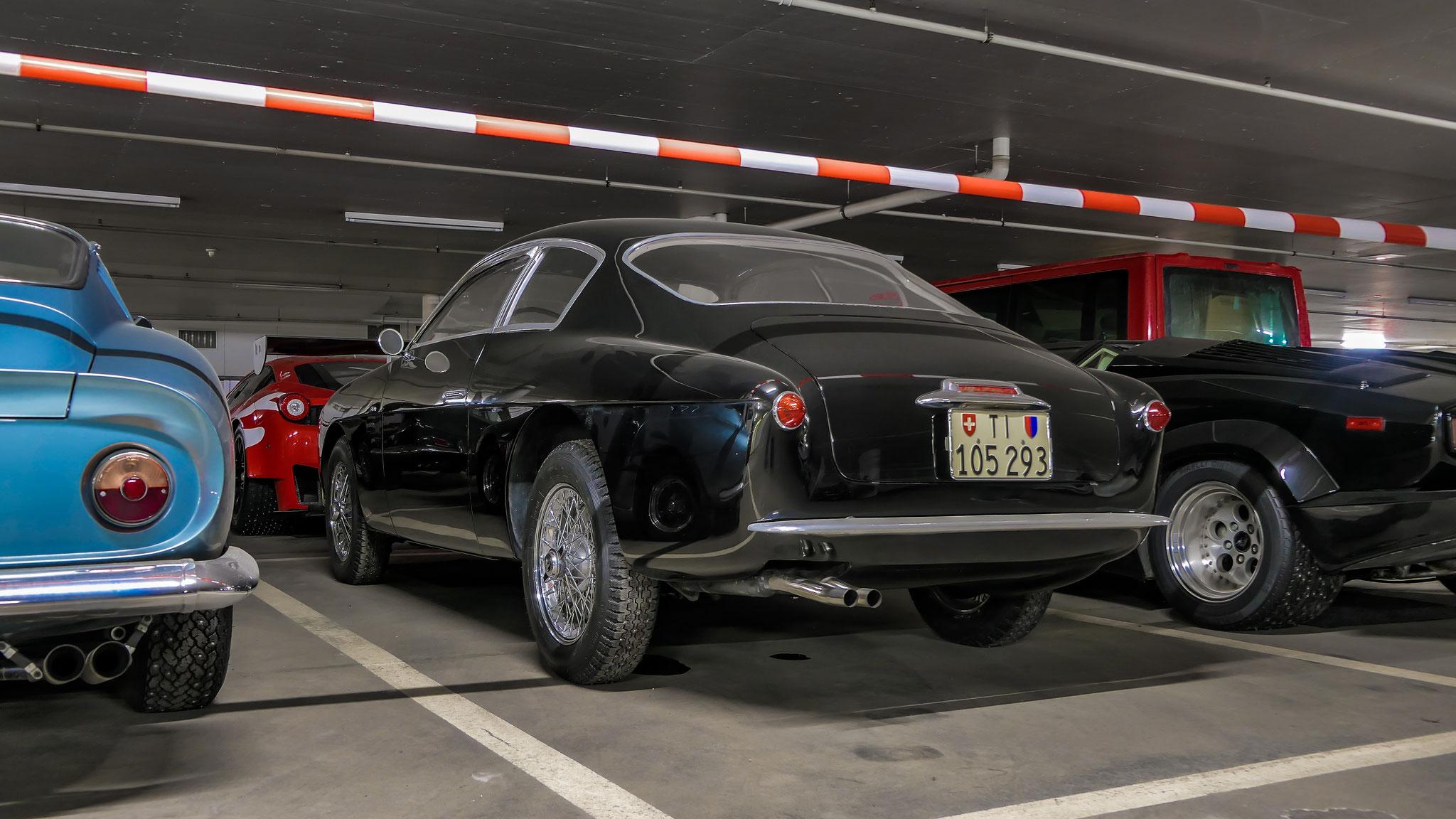 Alfa Romeo 1900C SS Zagato (1of39) - TI-105293 (CH)