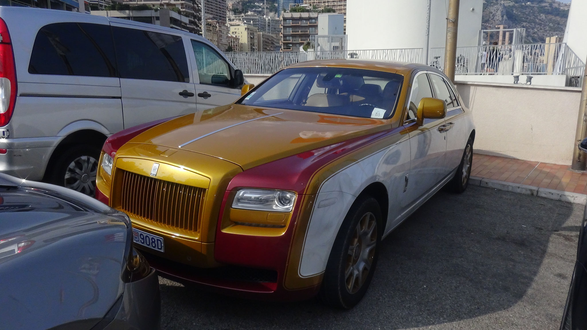 Rolls Royce Ghost - 908D (MC)