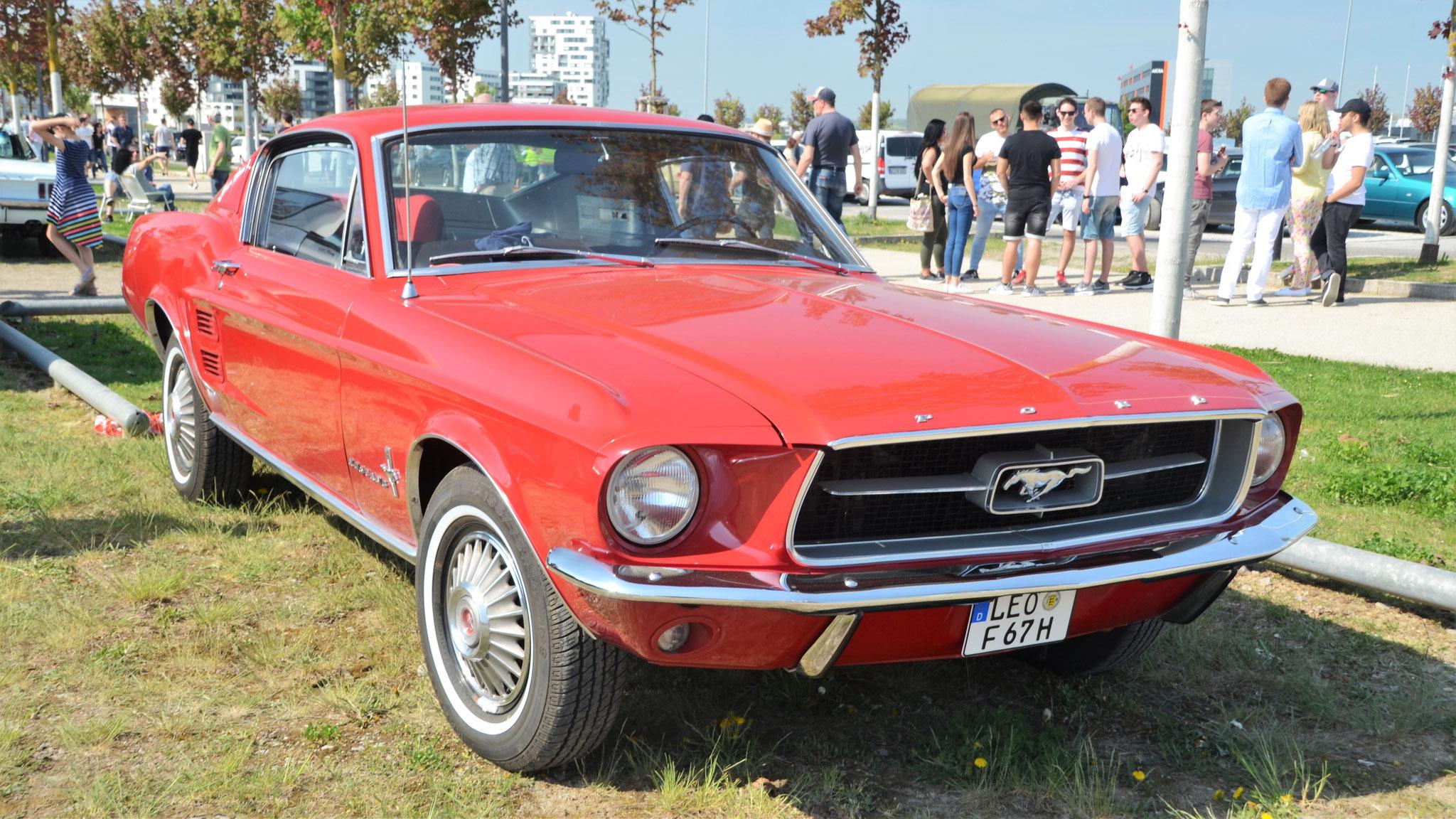 Mustang I - LEO-F-67H