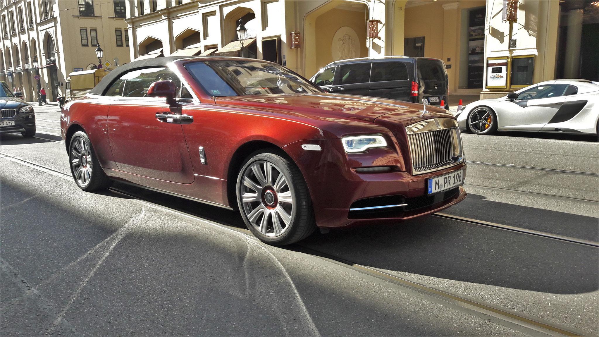 Rolls Royce Dawn - M-PR-196