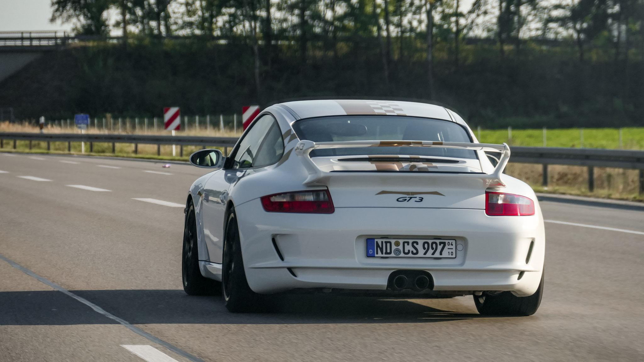Porsche GT3 997 - ND-CS-997