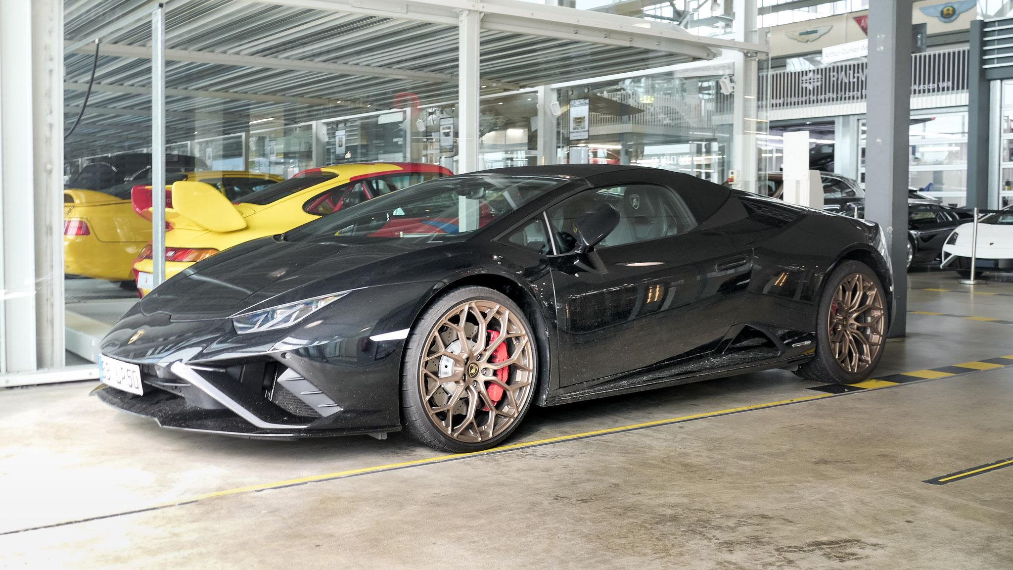 Lamborghini Huracan Evo RWD - BB-LP-50