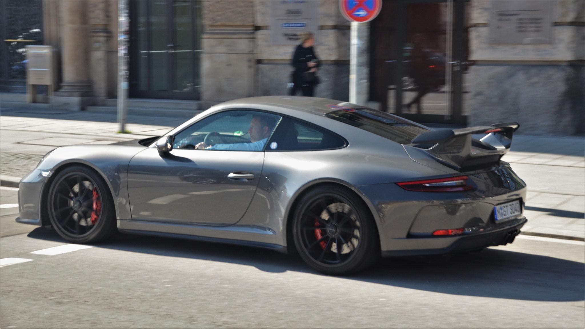 Porsche 991 GT3 - M-GT-3040