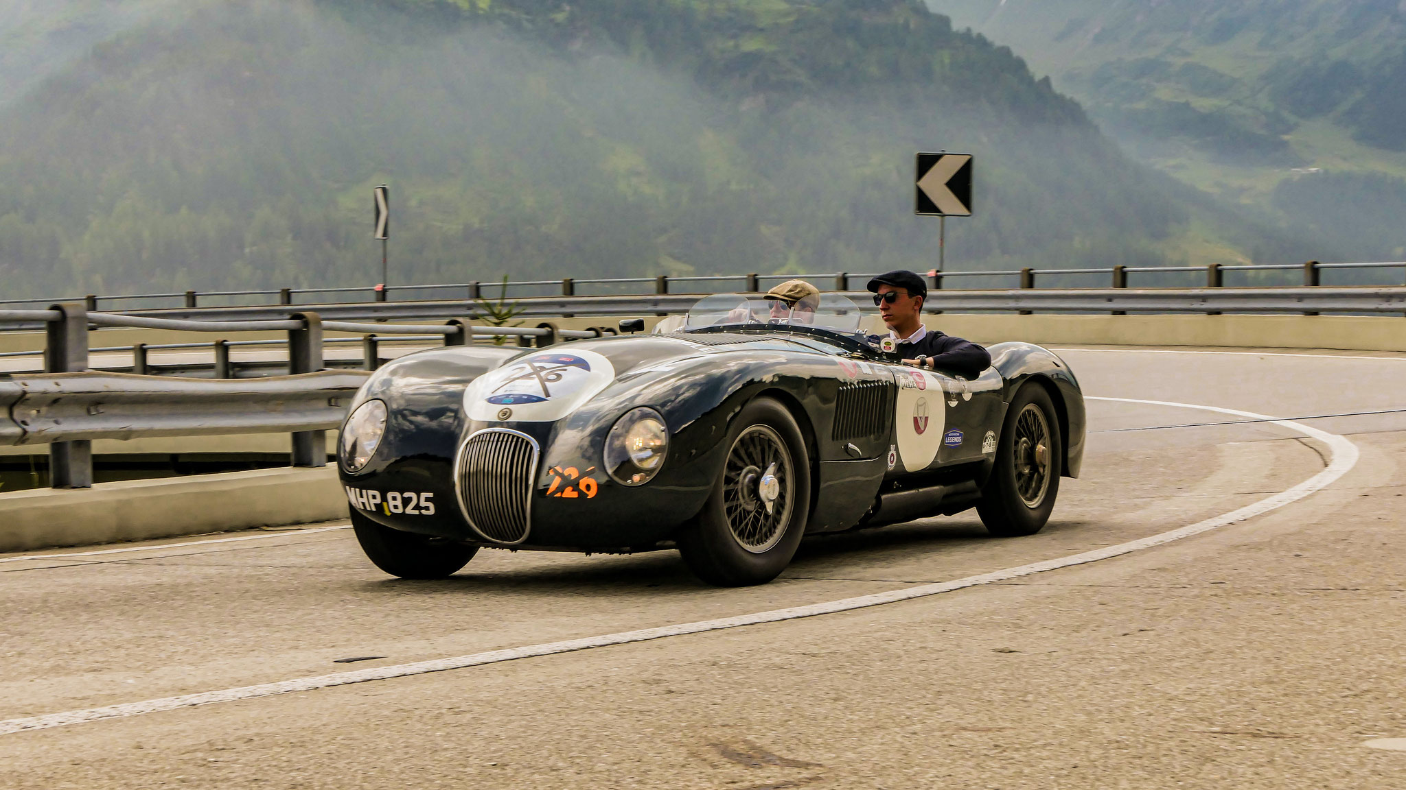 Jaguar C-Type - MHP-825 (GB)