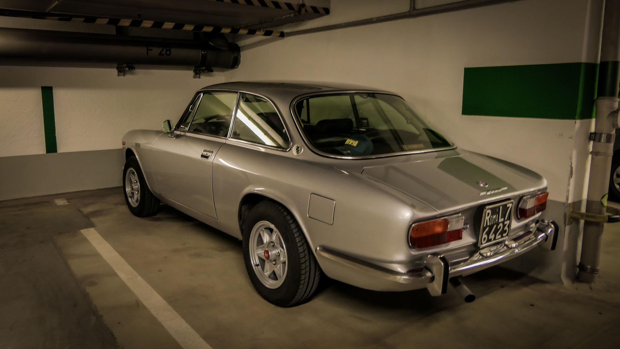 Alfa Romeo 2000 GT Veloce - ROMA-L7-6423 (ITA)