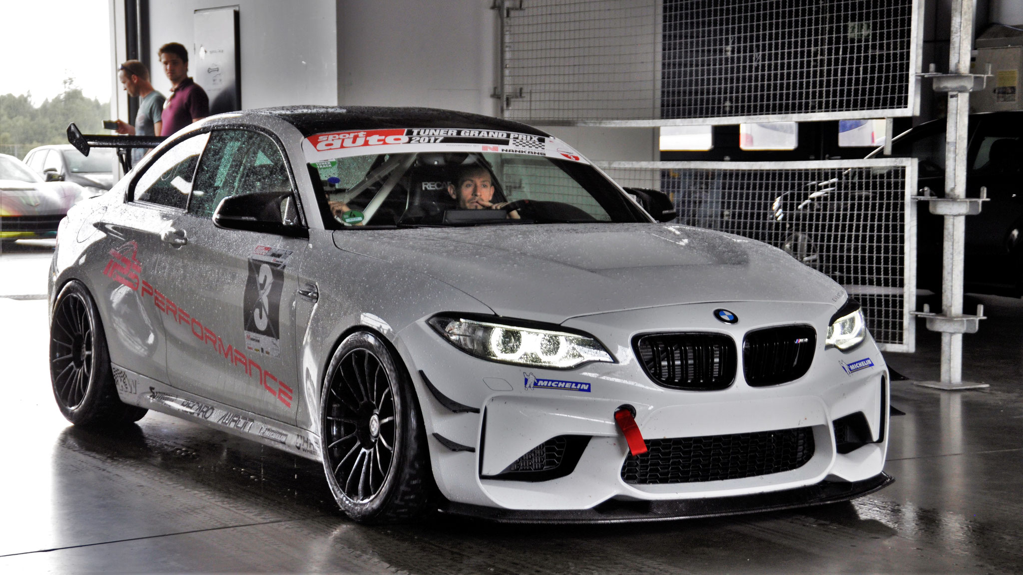 BMW M2 GTS TPS-Performance - M-TP-370