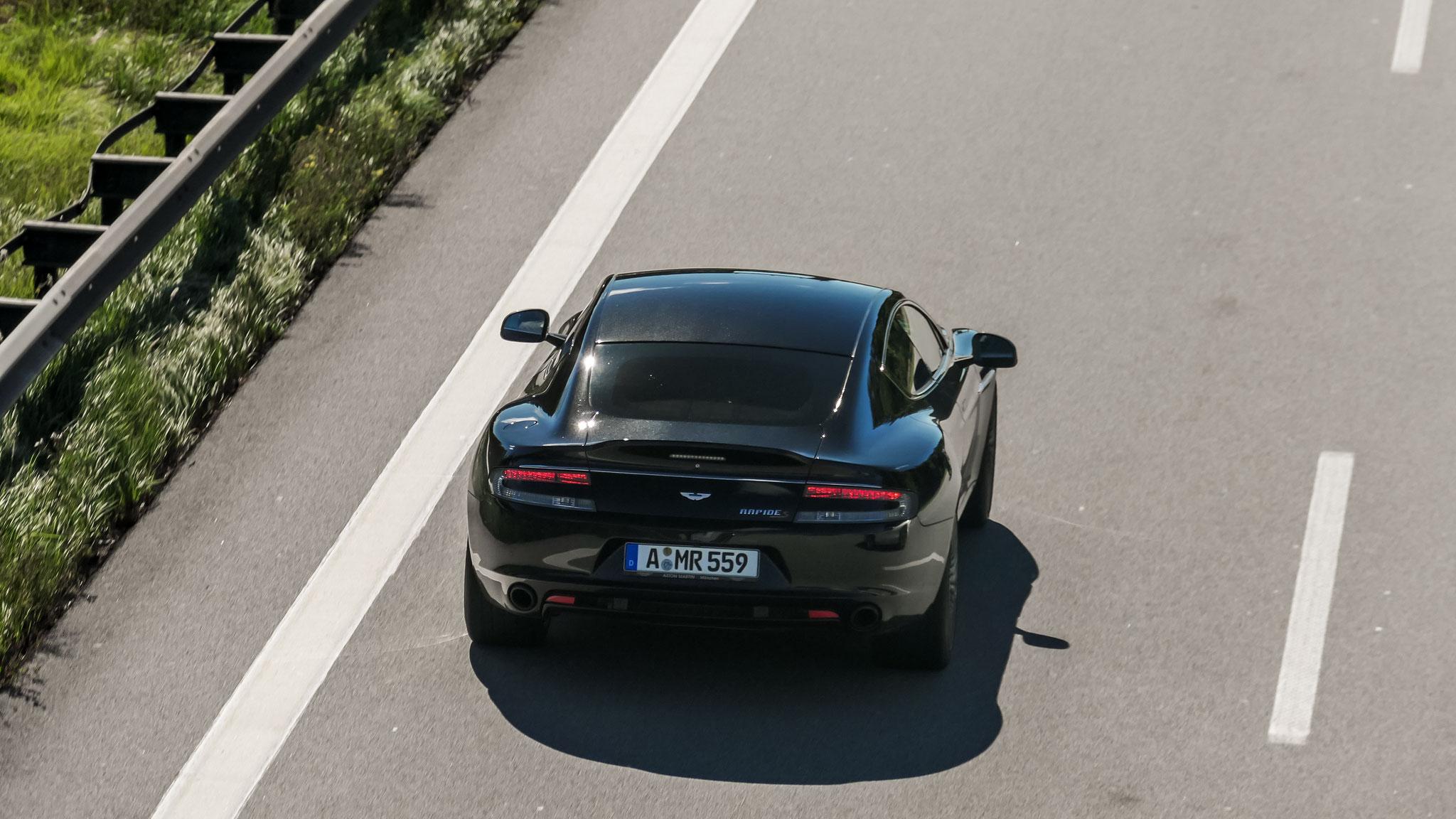 Aston Martin Rapide S - A-MR-559