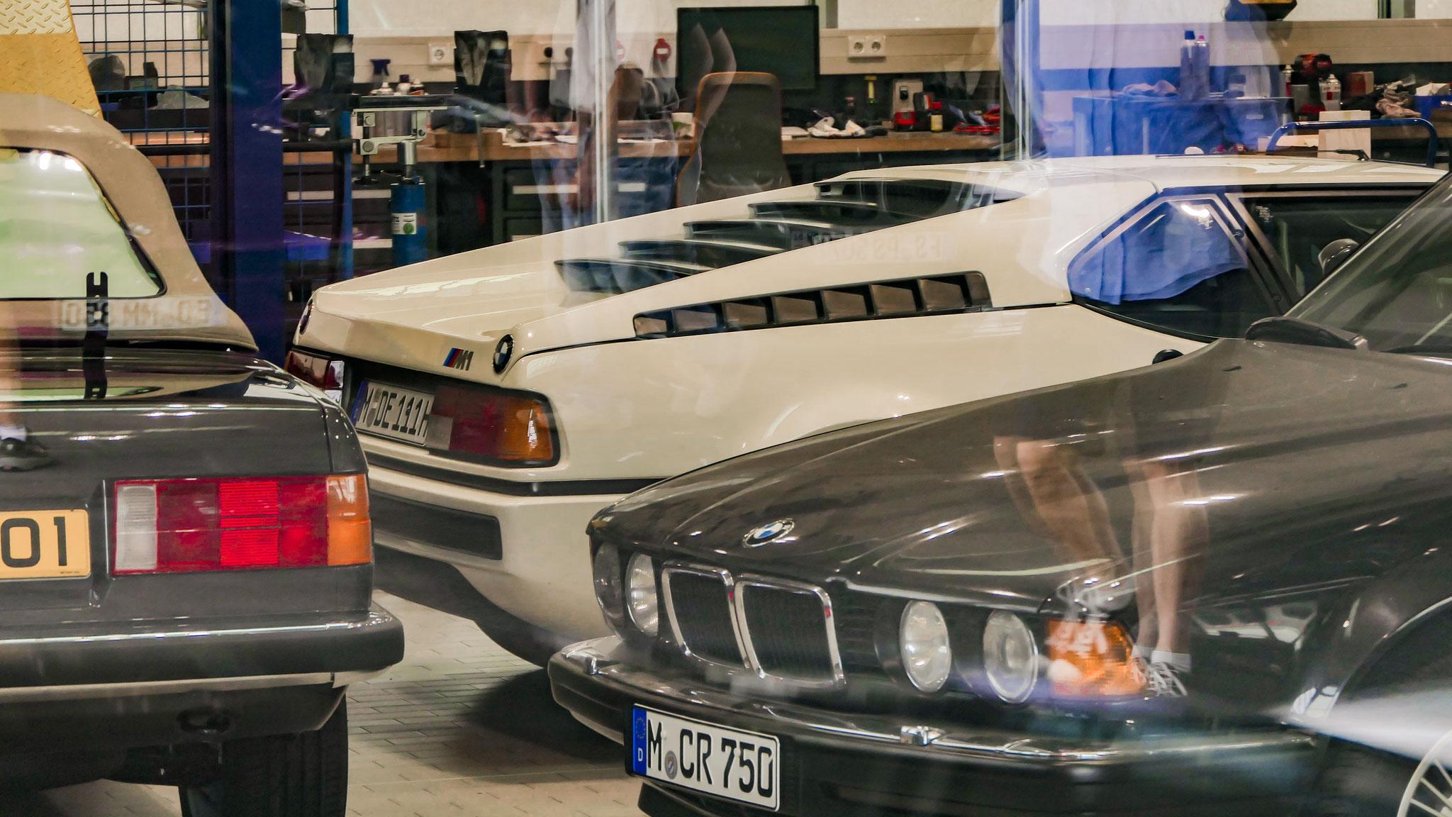 BMW M1 - M-DE-111H