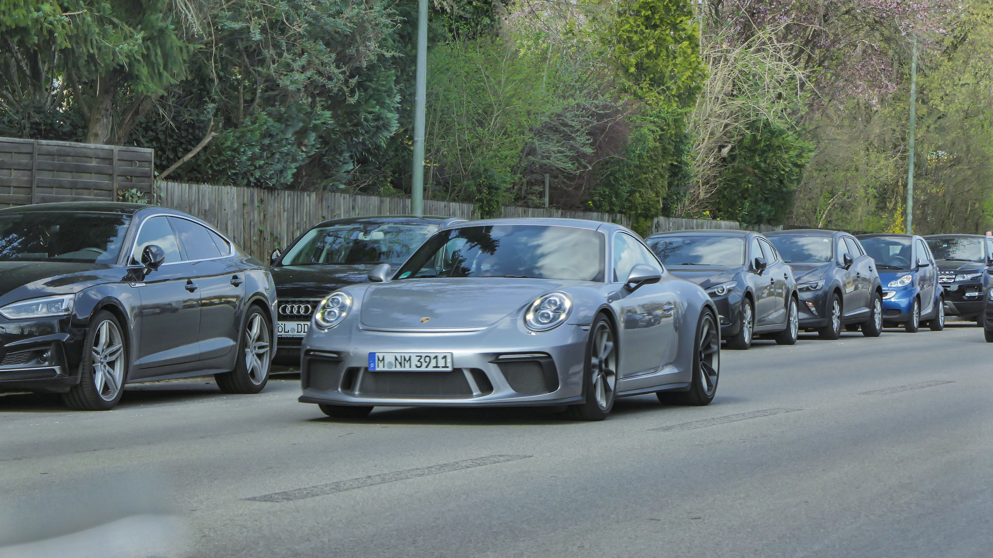 Porsche 991 GT3 Touring Package - M-NM-3911