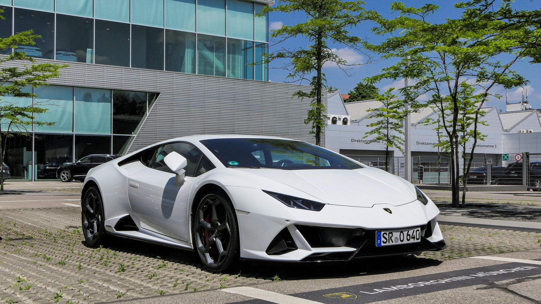 Lamborghini Huracan Evo - SR-O-640