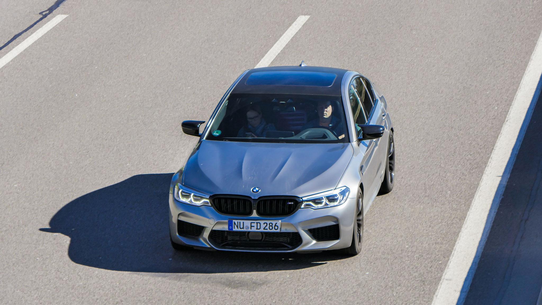 BMW M5 - NU-FD-256