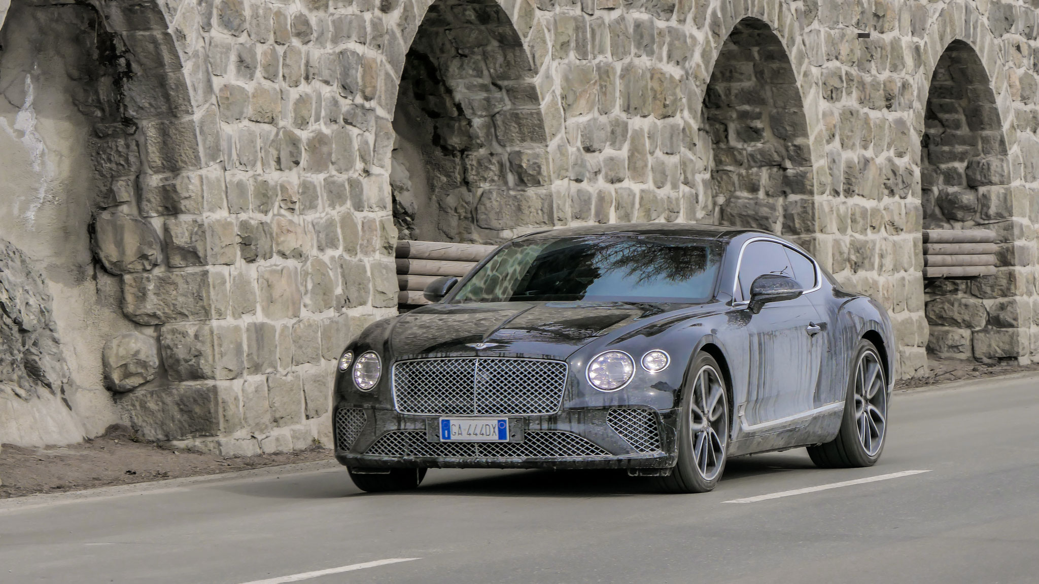 Bentley Continental GT - GA-444-DX (ITA)