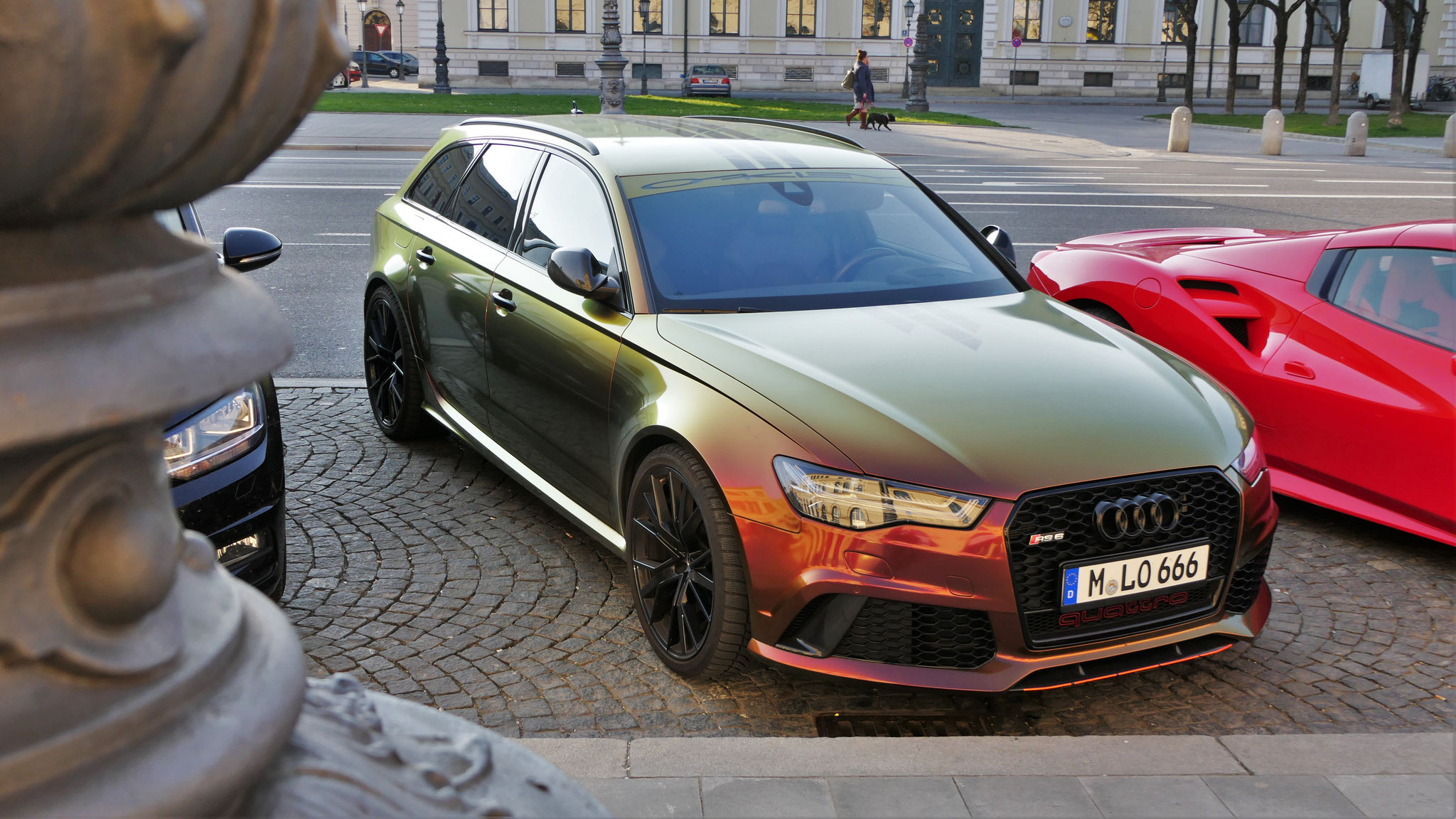 Audi RS6 - M-LO-666