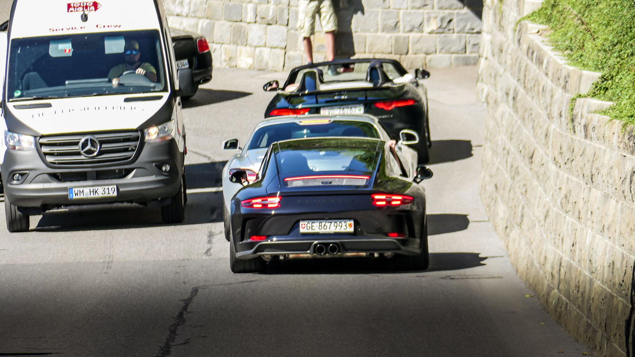 Porsche 991 GT3 Touring Package - GE-867993 (CH)