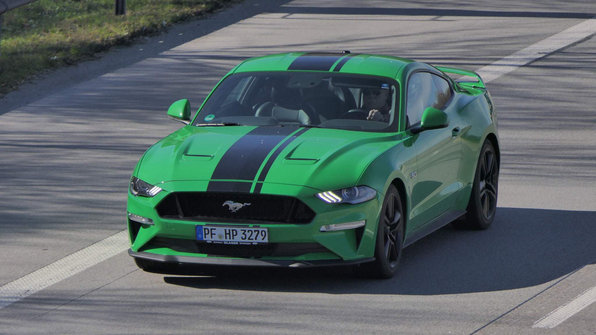 Ford Mustang GT - PF-HP-3279
