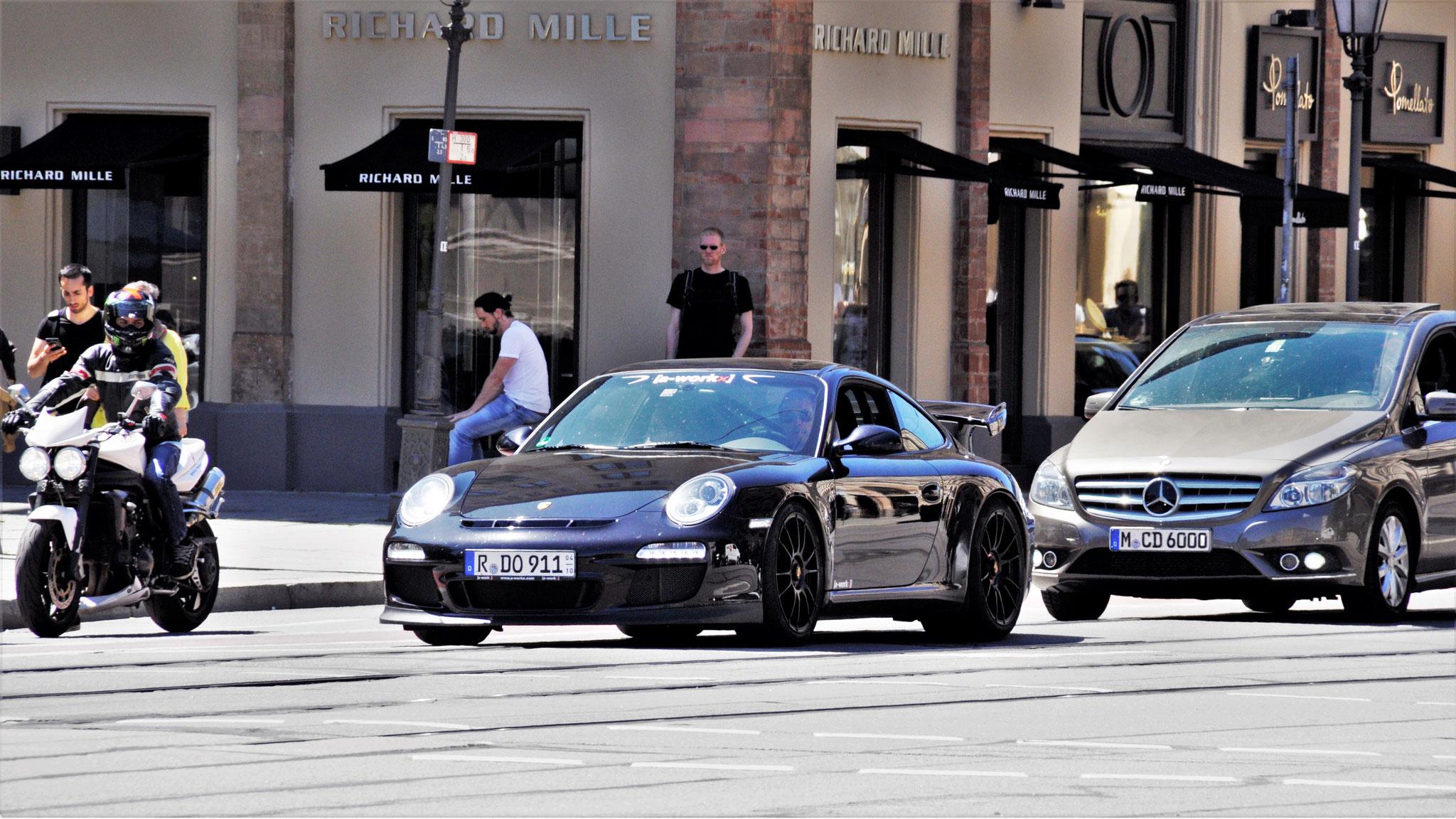 Porsche GT3 997 - R-DO-911