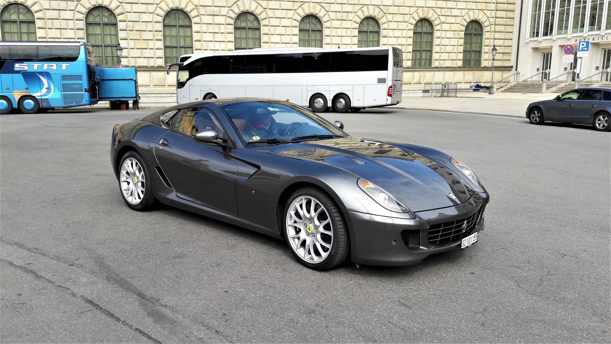 Ferrari 599 GTB - SZ-101155 (CH)