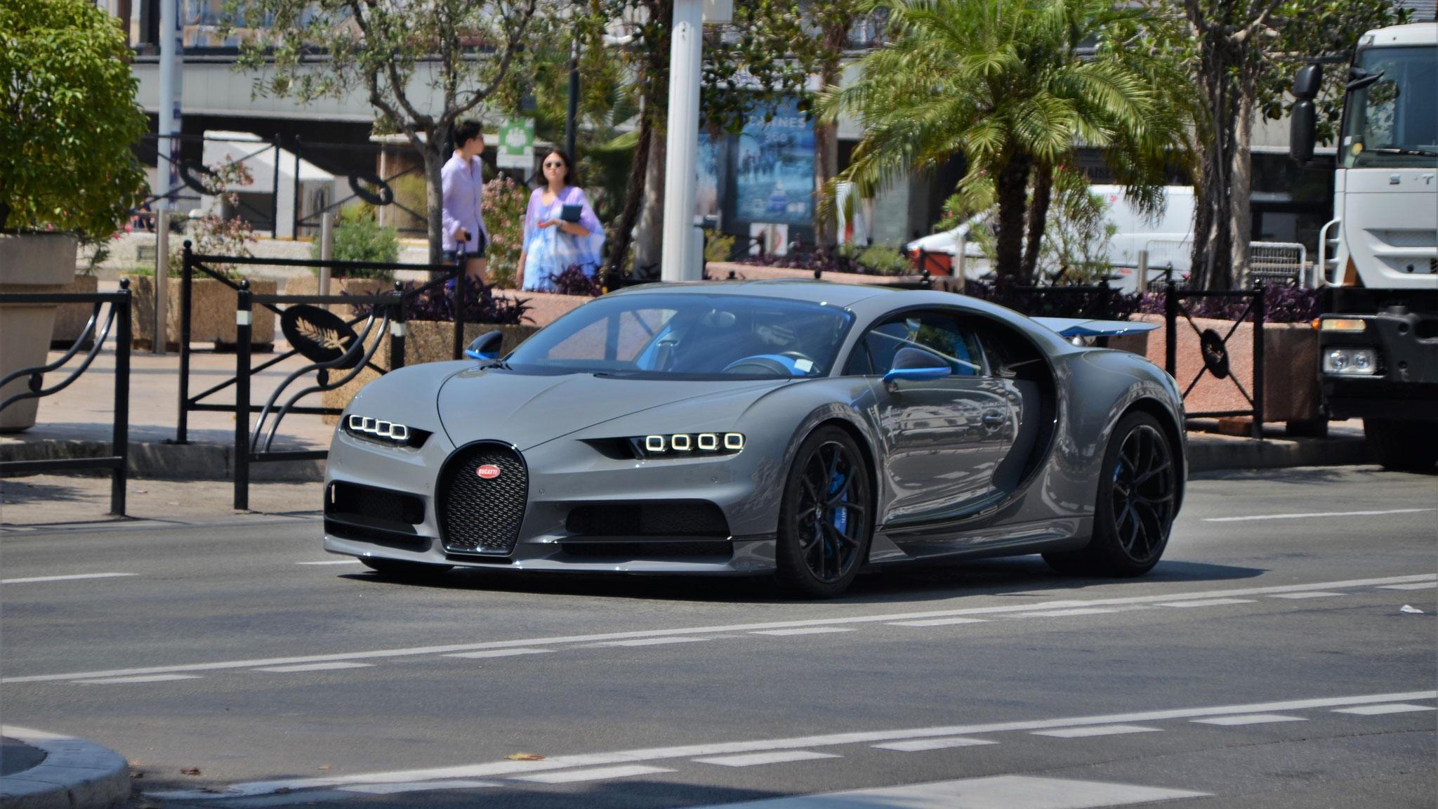 Bugatti Chiron - KALIFA (USA)