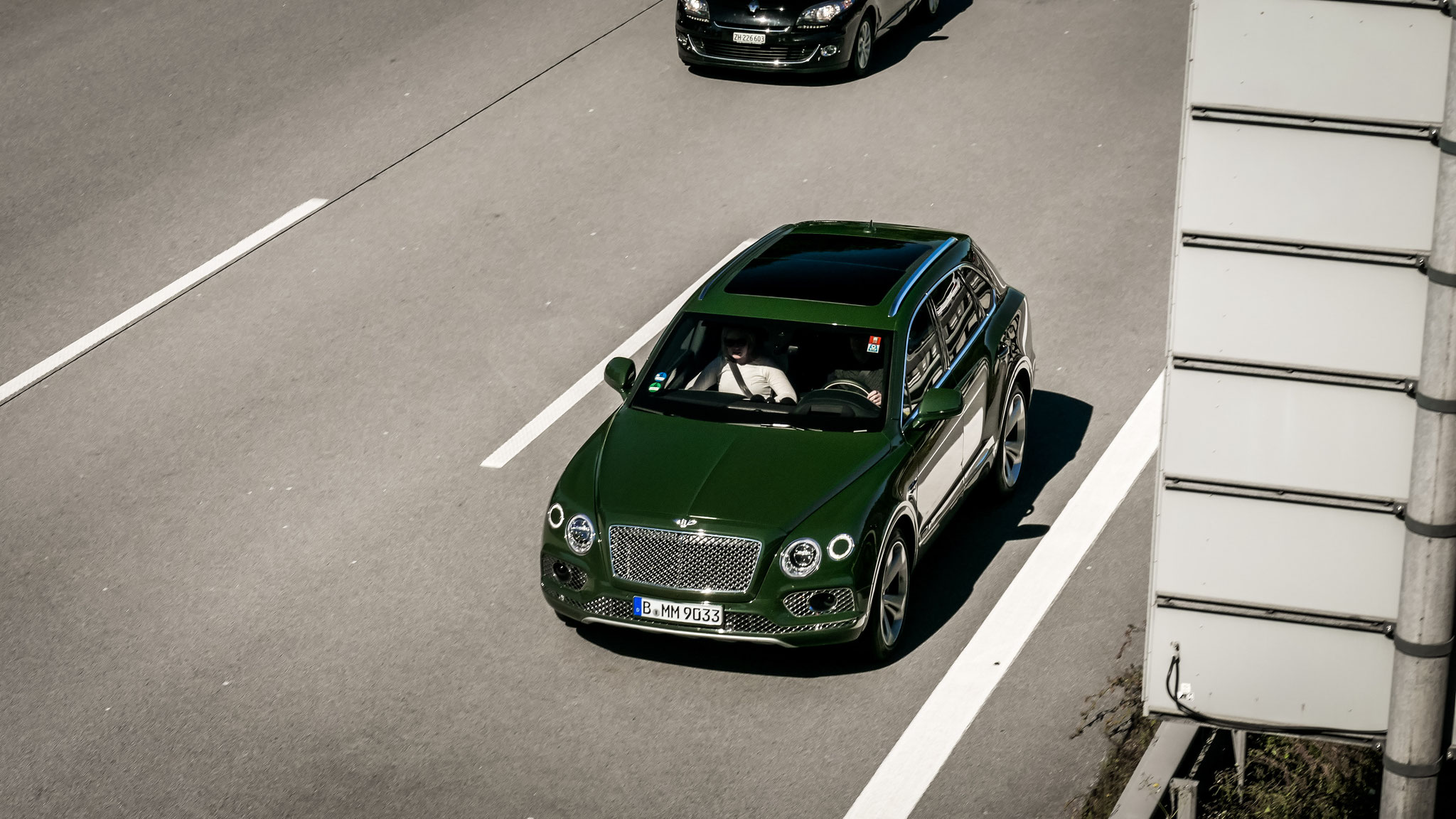 Bentley Bentayga - B-MM-9033