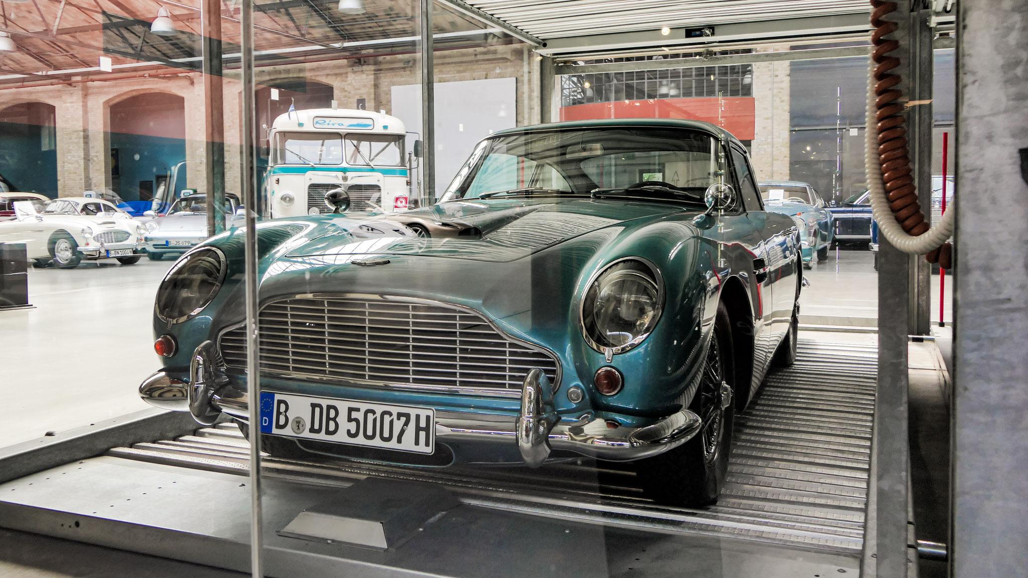 Aston Martin DB5 - B-DB-5007H