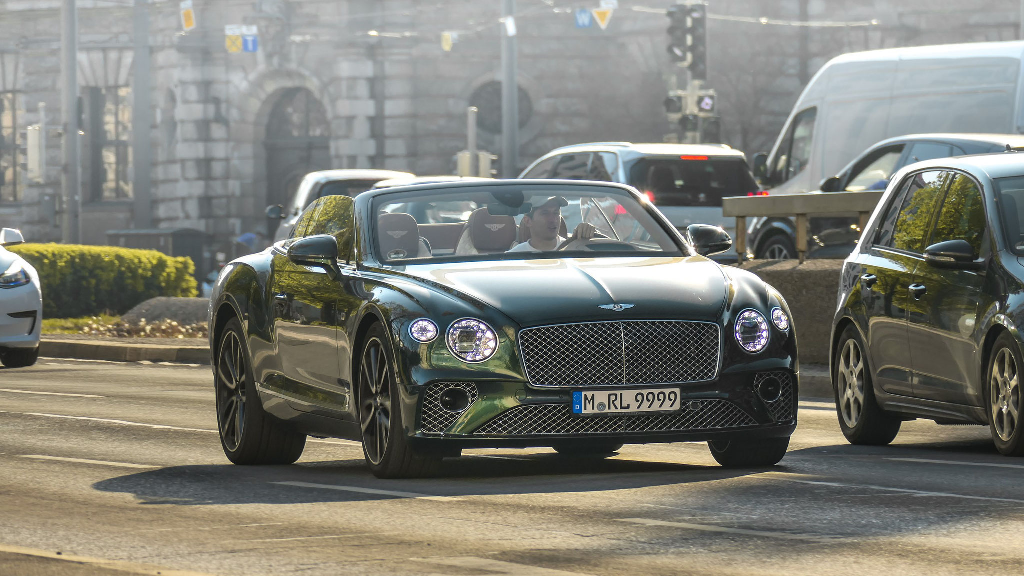 Bentley Continental GTC - M-RL-9999