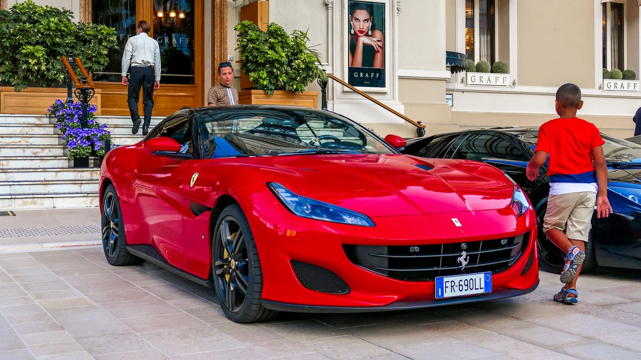 Ferrari Portofino - FR-690-LL (ITA)