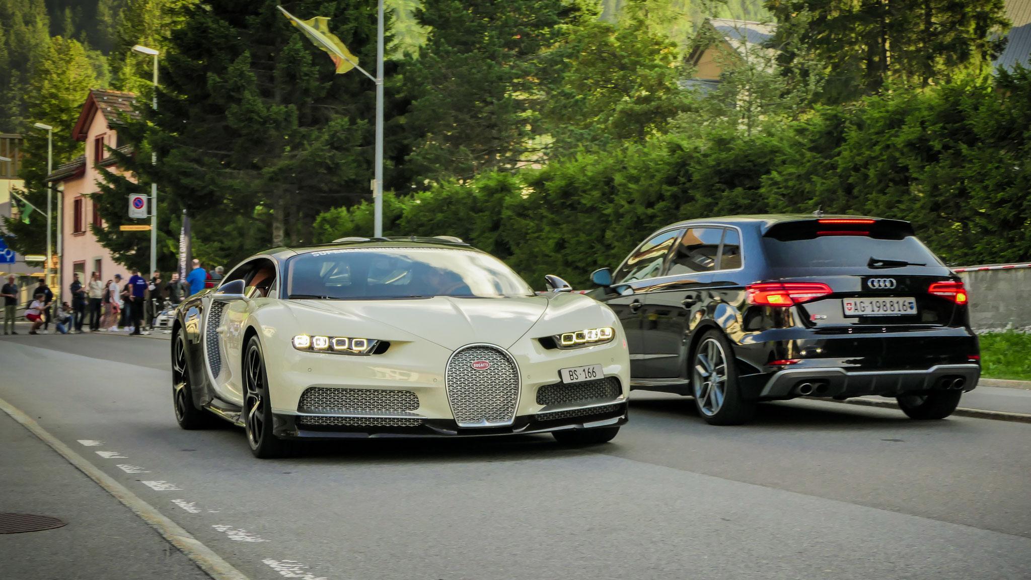 Bugatti Chiron Sport - BS-166 (CH)